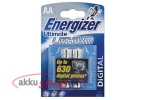 Ultimate Lithium Mignon (AA) Battery (2er Blister)