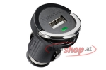 Car USB charge adaptor 12/24V