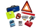 Ring Automotive Emergency Travel Kit, 9 parts